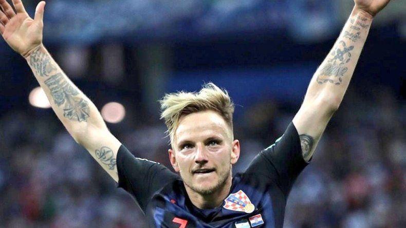 Croacia hace historia y se clasifica a la final