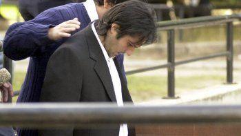 Nicolás Pachelo, principal sospechoso de la causa.