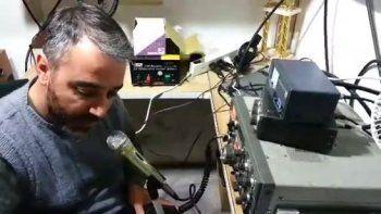 Destacan la importancia de Radio  Club en situaciones de emergencia