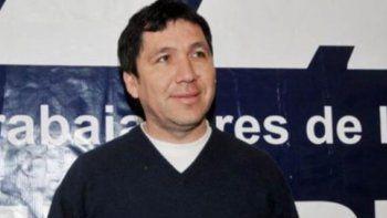 Edgardo Hompanera, titular de la Asociación de Trabajadores del Estado en Chubut.
