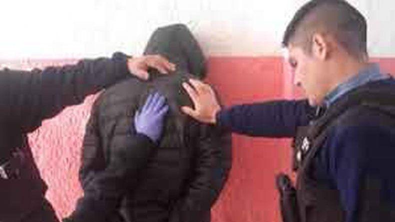 Recapturaron a Cuerpito Díaz  que se había fugado de Tribunales