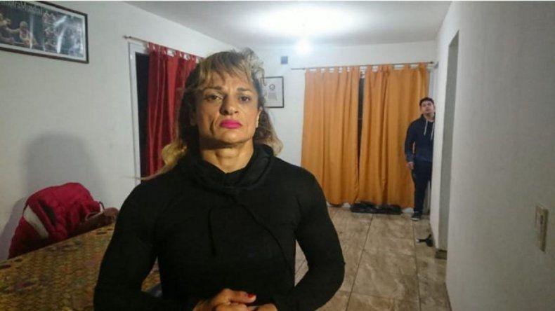 Desvalijaron la casa de Alejandra Locomotora Oliveras