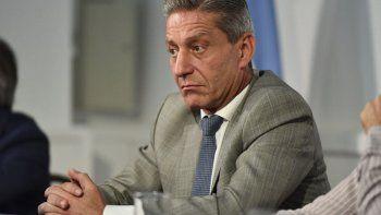 Este Gobierno no es extorsivo, afirmó Arcioni.
