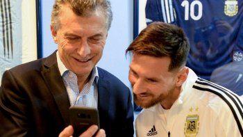 Macri felicitó a Pitana por su designación para final del Mundial