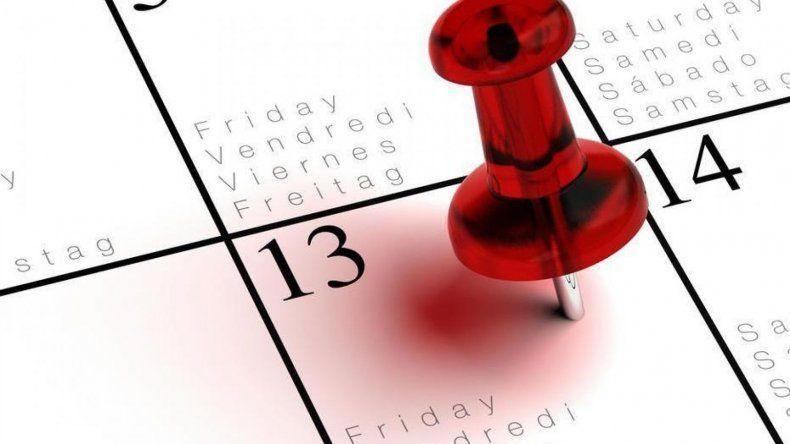 ¿El viernes 13 es un día de mala suerte?