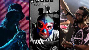 tres bandas comodorenses estrenaron videoclips