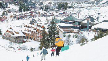 bariloche, la ciudad mas elegida en invierno