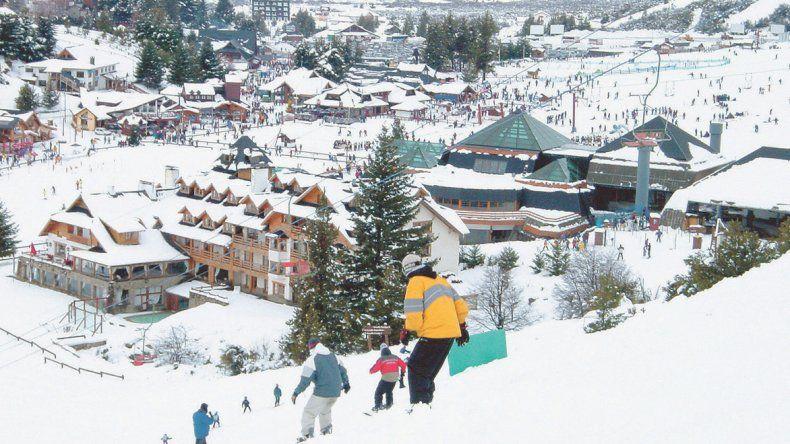 Bariloche, la ciudad más elegida en invierno