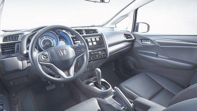 Honda Fit: Compacto renovado