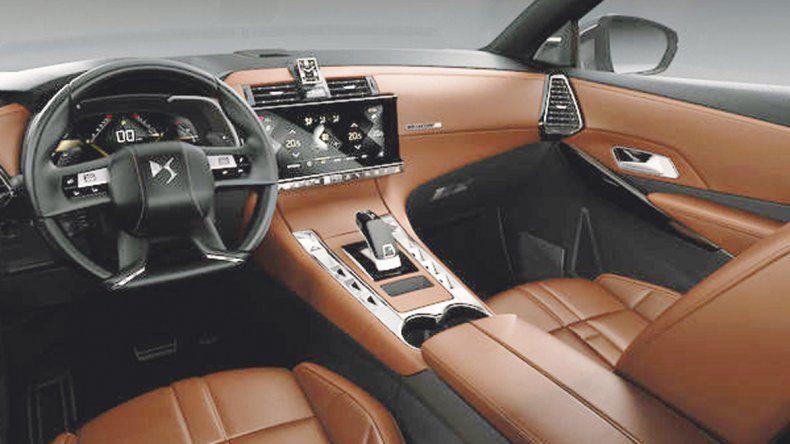 DS7 Crossback: Preventa del SUV premium francés
