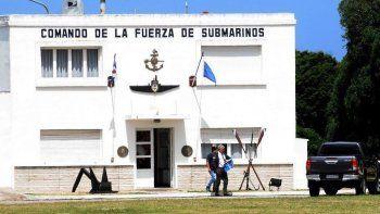El Comando de la Fuerza de Submarinos, que tiene sede en Mar del Plata, fue nuevamente allanado por expresas directivas de la juez federal de Caleta Olivia, Marta Yáñez.