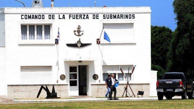 El Comando de la Fuerza de Submarinos