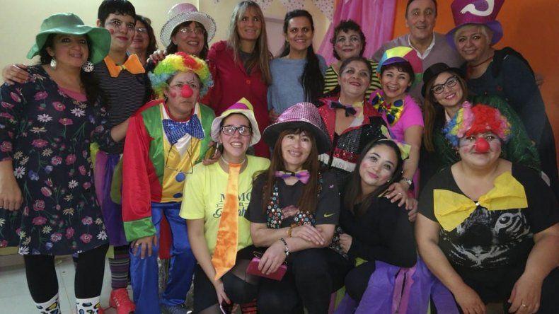 El CPB del barrio San Martín celebró un nuevo aniversario