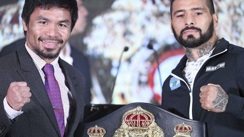 Mannny Pacquiao y Lucas Matthysse protagonizarán seguramente una gran pelea en la medianoche de Argentina en Malasia.