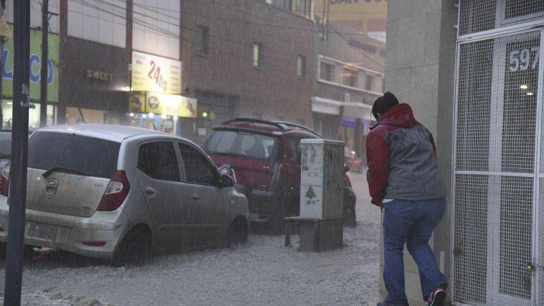En Comodoro Rivadavia se espera que llueva un cúmulo de alrededor de 20 milímetros entre hoy y mañana.