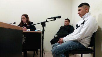 En la revisión de la medida, ayer fue confirmada la prisión preventiva de Hernández.