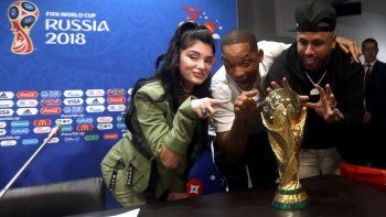 will smith y nicky jam animaran la clausura del mundial rusia 2018