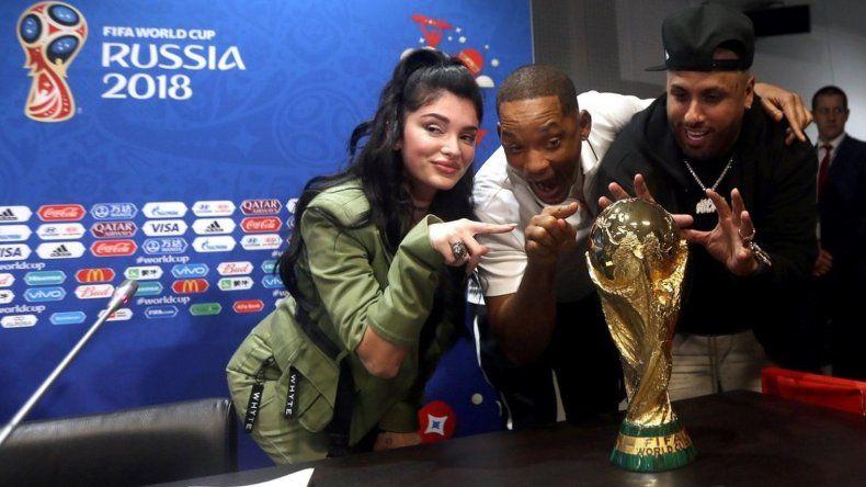 Will Smith y Nicky Jam animarán la clausura del Mundial Rusia 2018