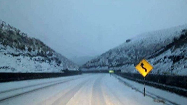 Transitar con extrema precaución en las rutas de Chubut
