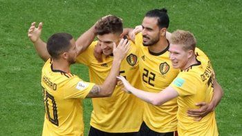 Bélgica venció a Inglaterra y se quedó con el tercer puesto