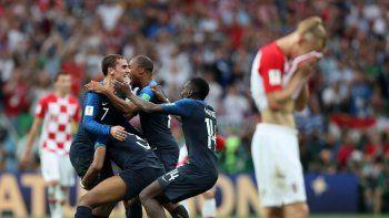 francia brilla con su segunda estrella