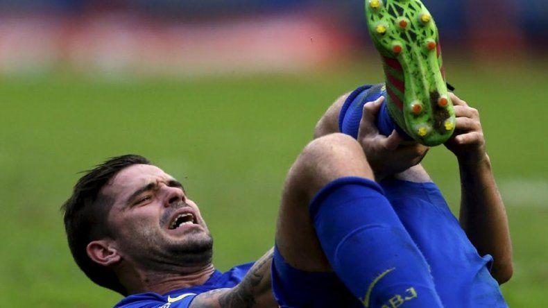 Gago se lesionó en el primer partido de la temporada