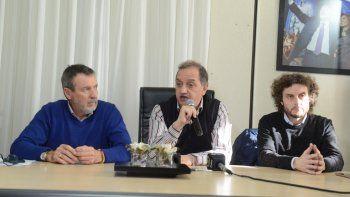 el municipio firmo contratos por obras millonarias