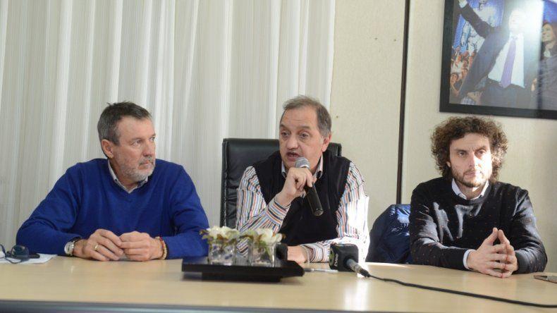 El municipio firmó contratos por obras de más de 10 millones de pesos