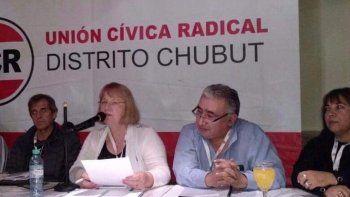 la convencion radical ratifico su oposicion a la actividad minera