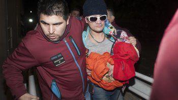 Pity Alvarez está detenido desde el viernes en el penal de Ezeiza.