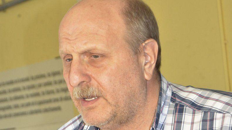 César Herrera se muestra ahora partidario de impulsar la megaminería en la meseta