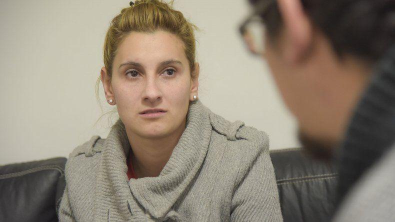 Carolina Koszel reclama al juzgado de Familia la tenencia de sus hijos de 6 y 8 años.
