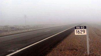 rutas: piden circular con extrema precaucion