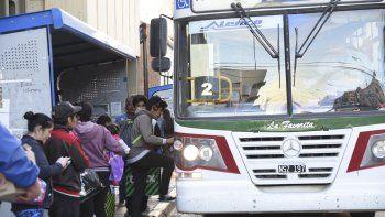 El Transporte Educativo Gratuito vuelve el próximo lunes, en el reinicio del ciclo escolar.