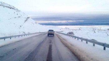 Rutas: piden circular con extrema precaución