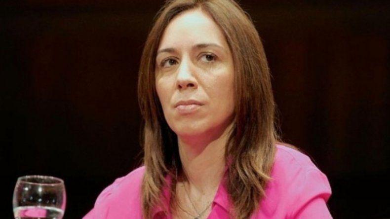María Eugenia Vidal intenta despegarse del escándalo de los aportantes truchos con el pedido de renuncia a la contadora general de la Provincia de Buenos Aires.