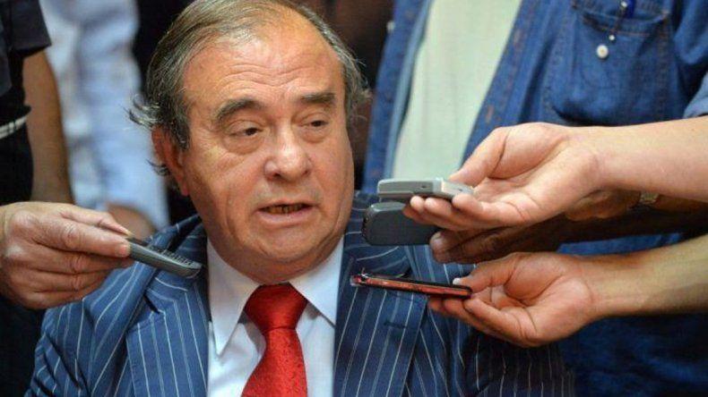 Tarrío dijo que solo tendrán problemas los proveedores cuando no exista orden de compra correspondiente ni constancia de su acreencia.