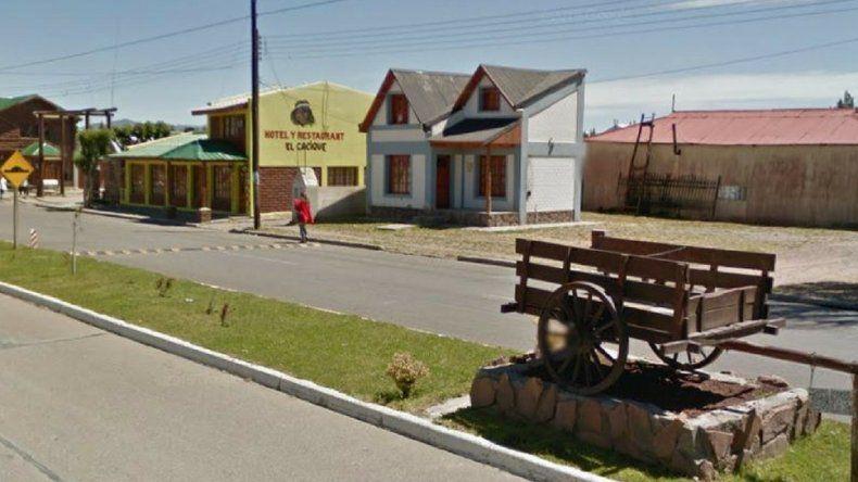 El municipio de Gobernador Costa no atendió al público por falta de electricidad