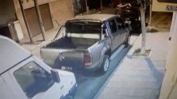 le corto los frenos del auto a su exmujer y quedo filmado