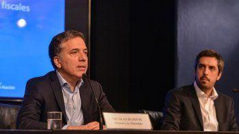 no hay chance de que argentina no cumpla con las metas fiscales