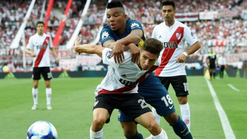 ¿Cuándo se juega el River-Boca de la nueva Superliga?