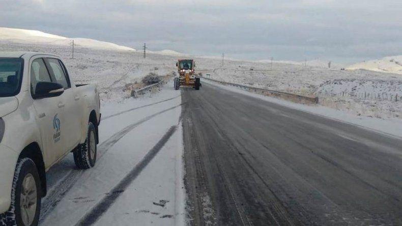 Rutas peligrosas: piden transitar con extrema precaución