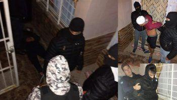 tres detenidos por el homicidio ocurrido el miercoles