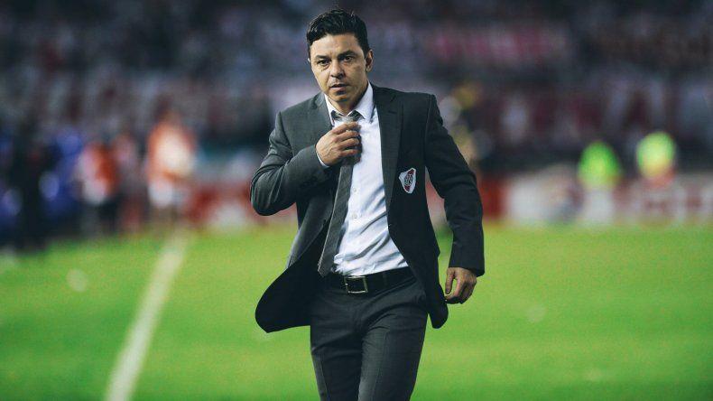 Gallardo habló de la Selección y su futuro