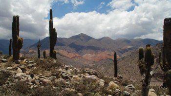 nuevo corredor turistico  en los valles de tilcara