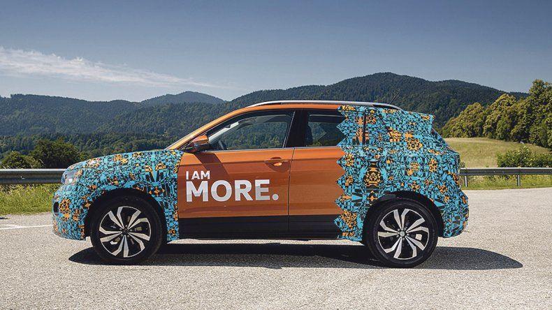 Asoma nuevo SUV compacto