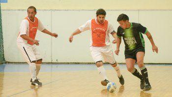 El torneo Apertura de futsal disputará esta tarde una nueva fecha.
