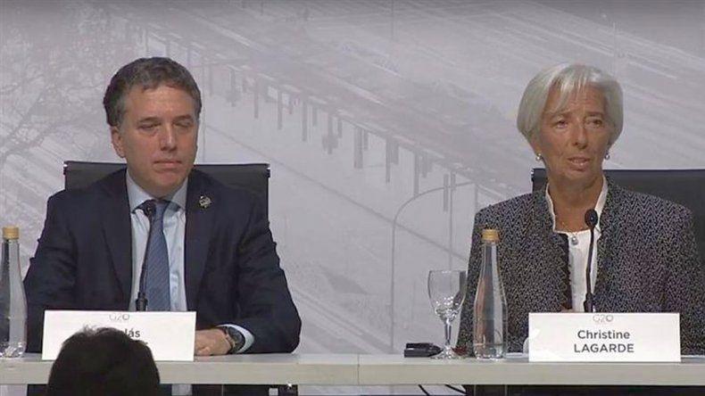 Advertencia del FMI: las metas de inflación deben ser alcanzadas