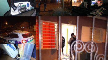 Tres detenidos en allanamientos simultáneos en zona norte
