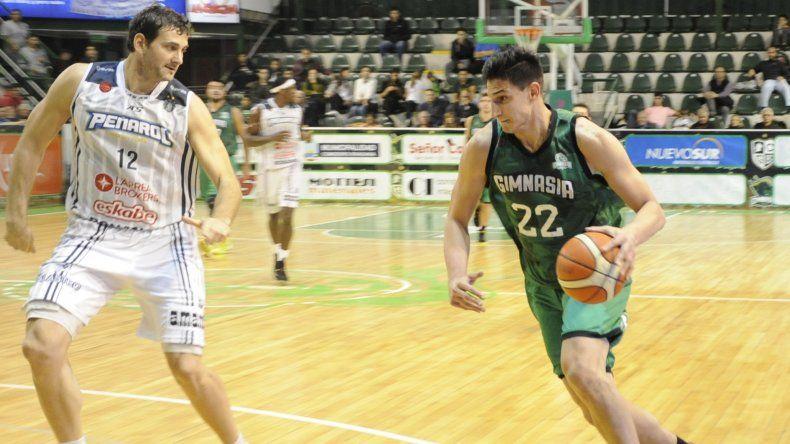 Franco Giorgetti disputará esta noche en Boedo su primer Juego de las Estrellas de básquetbol.